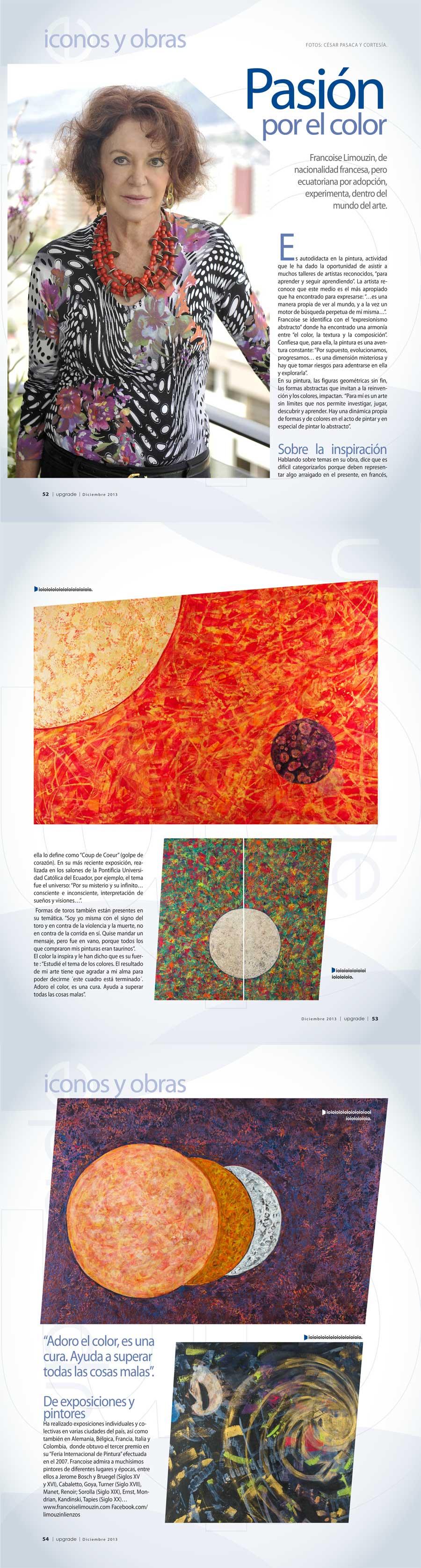 Iconos y Obras (diciembre 2013)